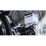 contratar empresa de moto entrega Interlagos
