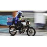 entrega com moto
