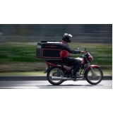 moto entrega e coleta de documentos