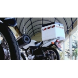 moto rápido entrega de exames Parque São Rafael