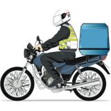 serviço de motoboy para empresas valores Taboão da Serra